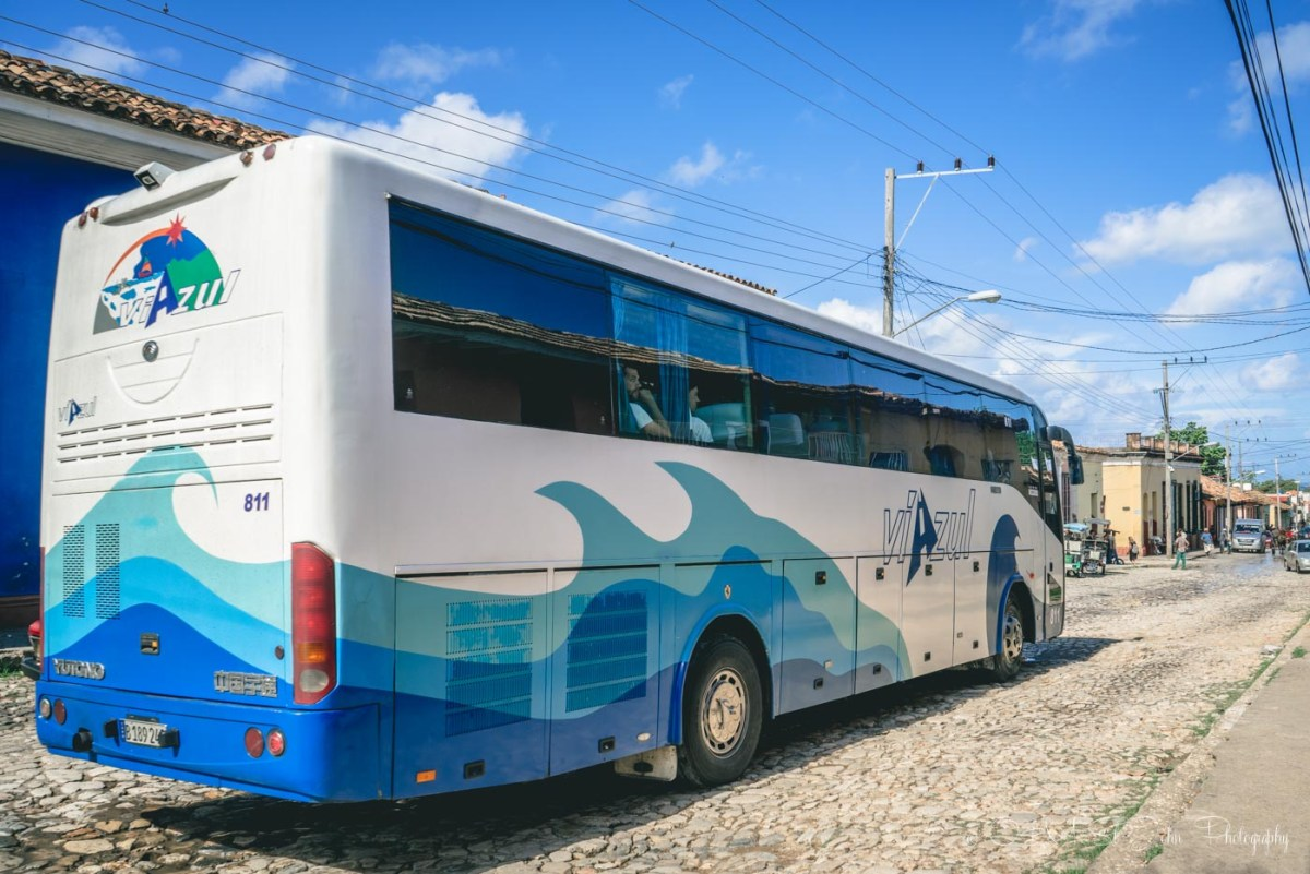 Cuba travel tips: Viazul bus service makes getting around Cuba difficult
