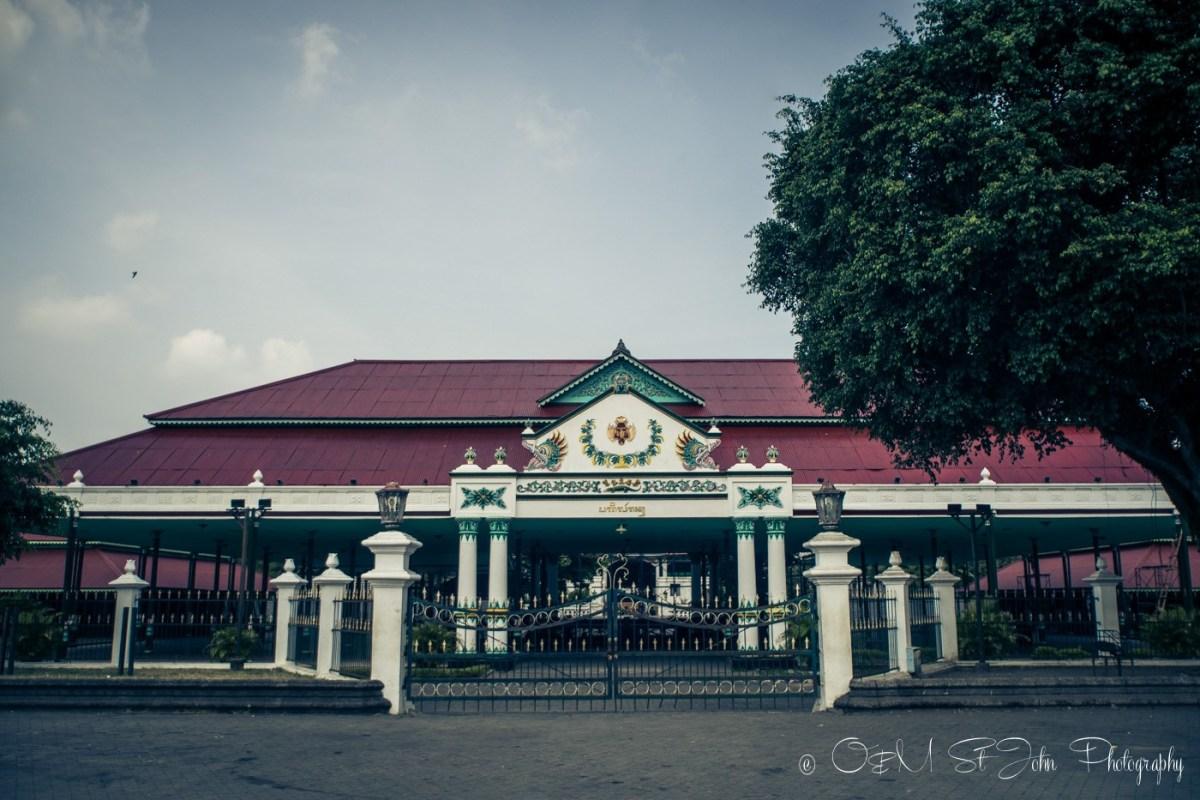 Kraton Yogyakarta, Java Indonesia