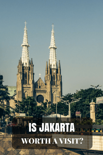 """They say you either love Jakarta or hate it. But in our opinion, the only word that accurately describes the Indonesian capital is """"disappointing""""."""