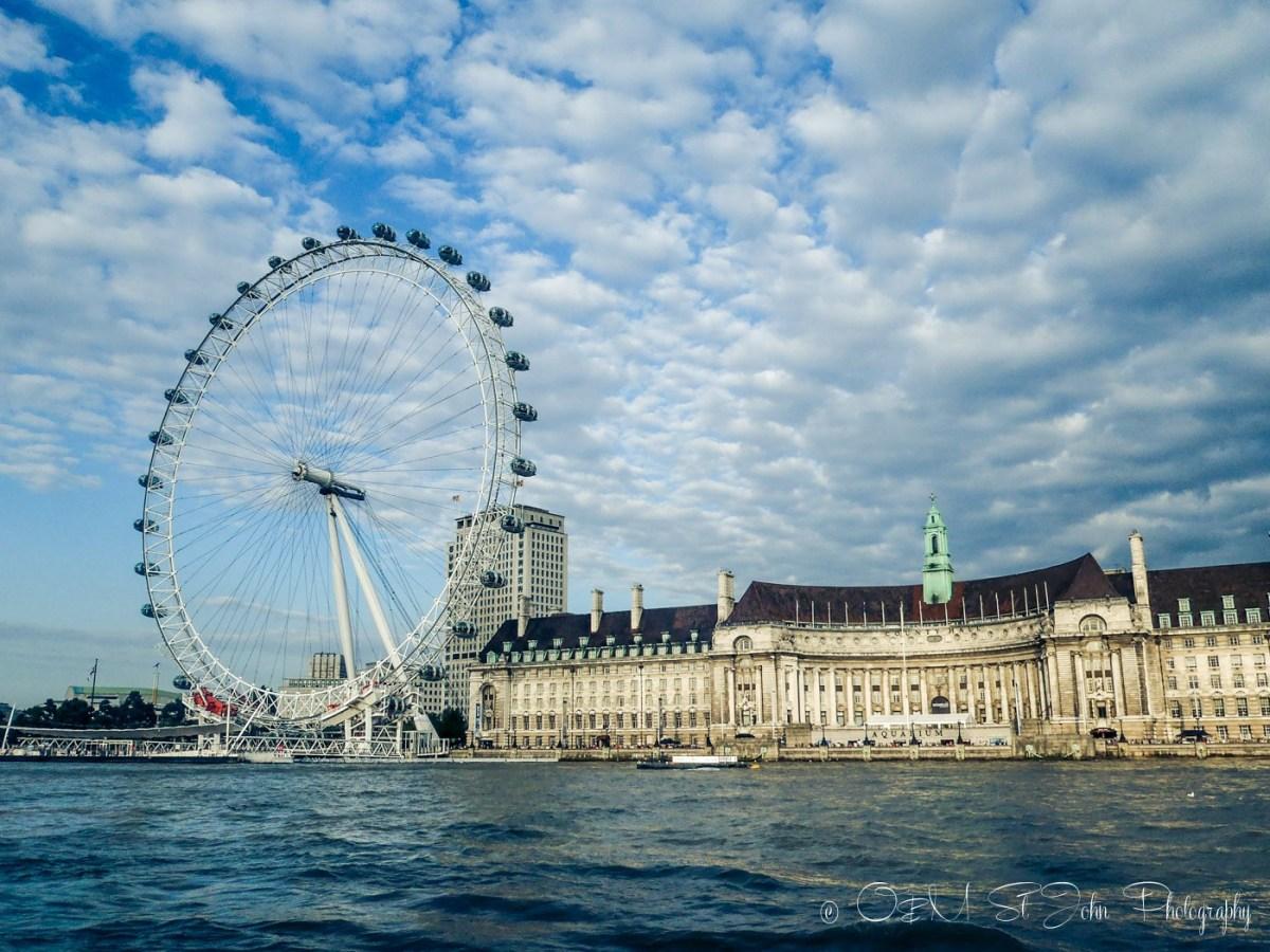 London Eye, London. England