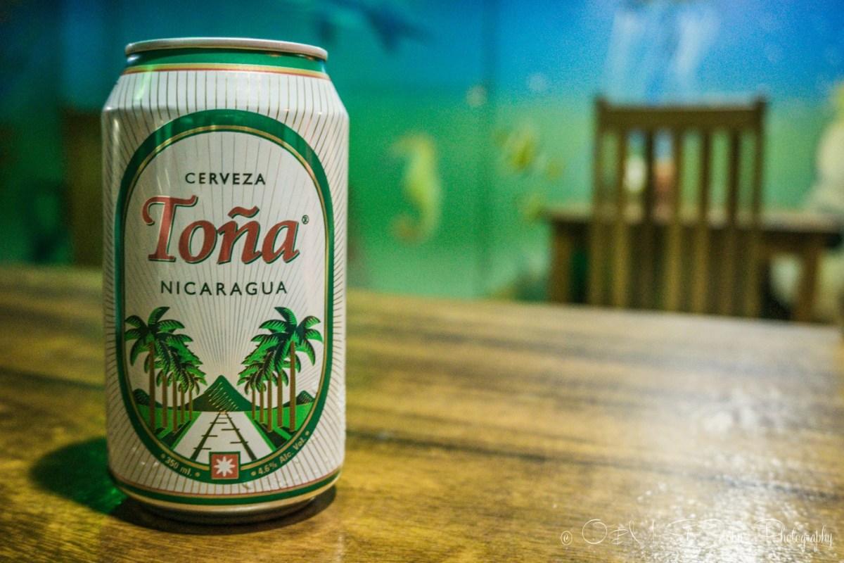 Tona, Nicaraguan beer