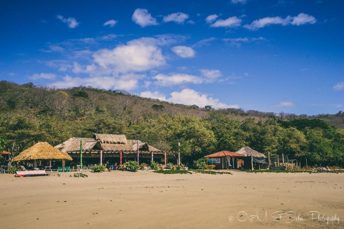 Playa Hermosa, San Juan del Sur. Nicaragua