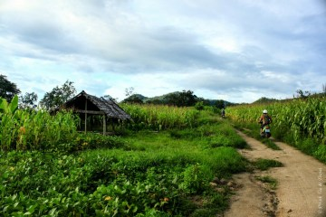 Beautiful country side in Pai