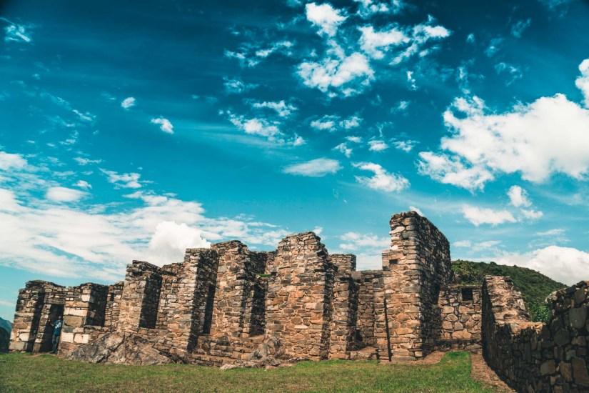 Peru Choquequirao trek ruins-6578