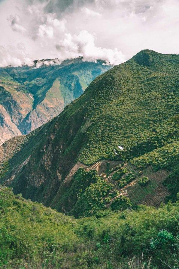 Peru Cusco Choquequirao trek-6163