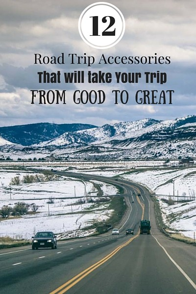 After many road trips throughout our travels, we have finally figured out the list of Essential Road Trip accessories that will help take your road trip from good to great!