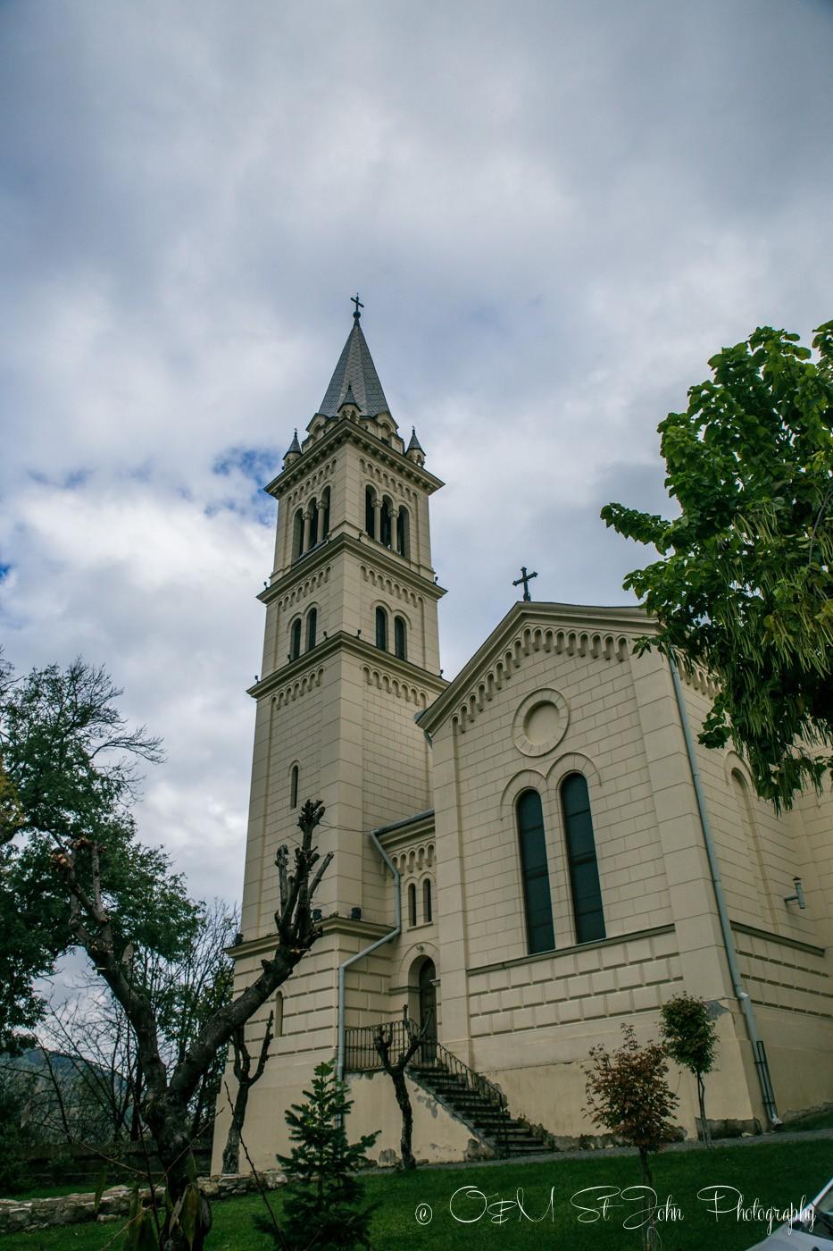 Monastery Church. Biserica Mânăstirii. Sighisoara. Romania