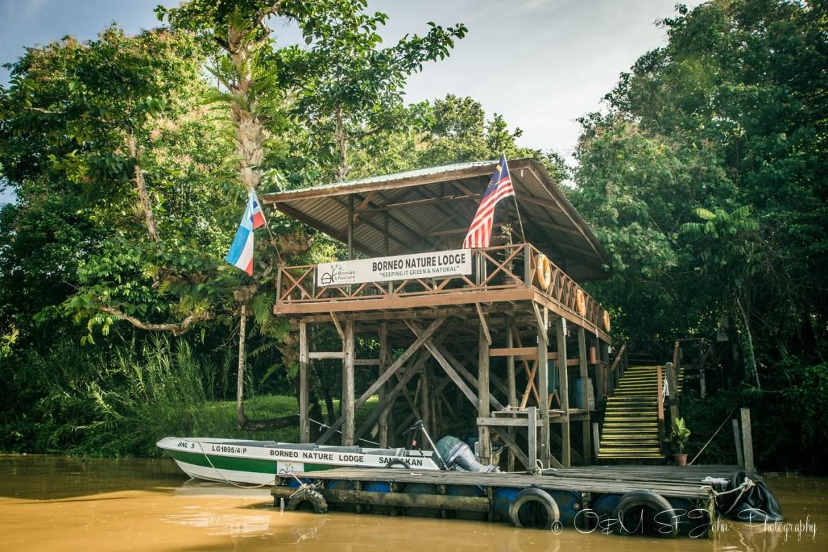 Borneo Nature Lodge, Kinabatangan River. Sabah. Malaysian Borneo