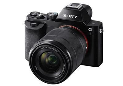 Sony 28-70mm lens on an A7 body