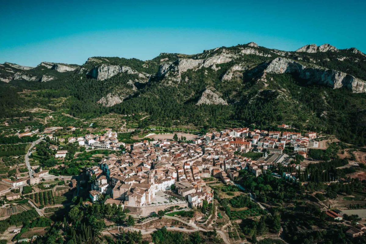 Day trip from Barcelona: Tivissa, Catalonia