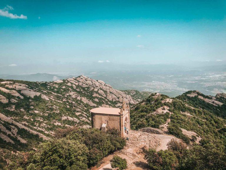 Spain Catalonia Monserrat-9207