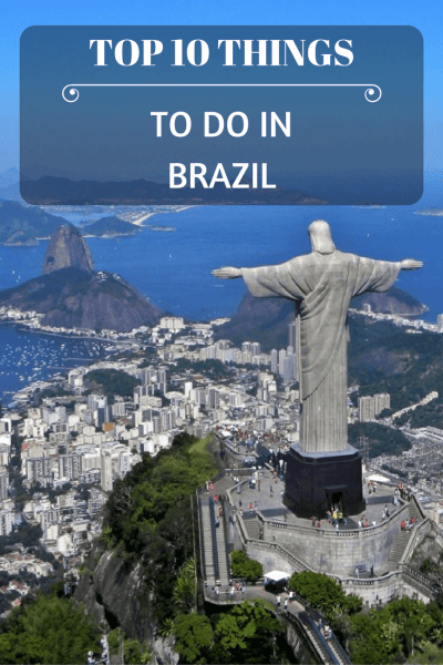 Travelers are often overwhelmed planning a trip to Brazil. This article will help you narrow down your search by highlighting Top 10 Things To Do in Brazil.