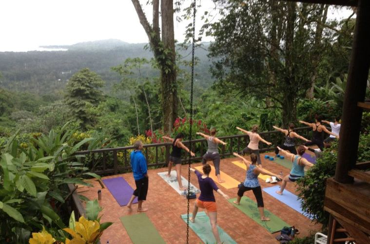 yoga teacher training experience: getting certified in costa rica ...