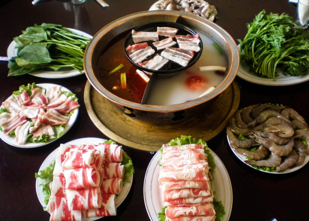 Chinese food - Hot Pot