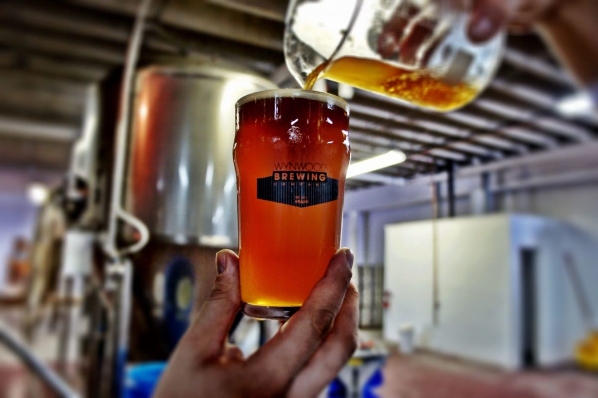 Wynwood Brewing. Photo via wynwoodbrewing.com
