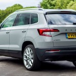 Drive Co Uk Reviewed The Skoda Karoq Edition A Rather Sensible Suv