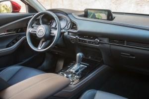 Δοκιμαστική μονάδα: Mazda CX-30 SkyActiv-D 116 AT
