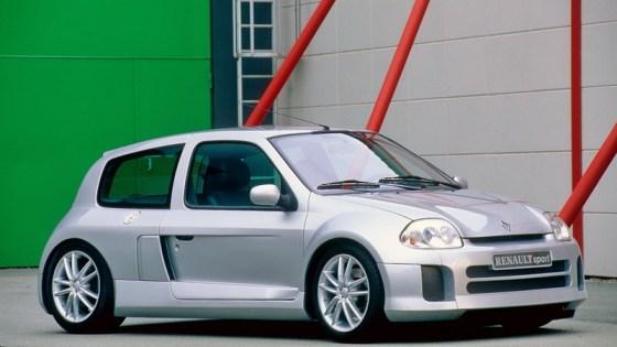 Πρωτότυπο Renault Clio V6