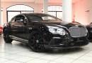 VENDUTA: Bentley Continental Gt W12 (2016)