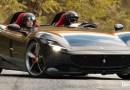 ESCLUSIVA: Le nuove Ferrari Monza SP1 e SP2 su strada per la prima volta