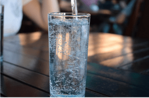 mineral water for drinking