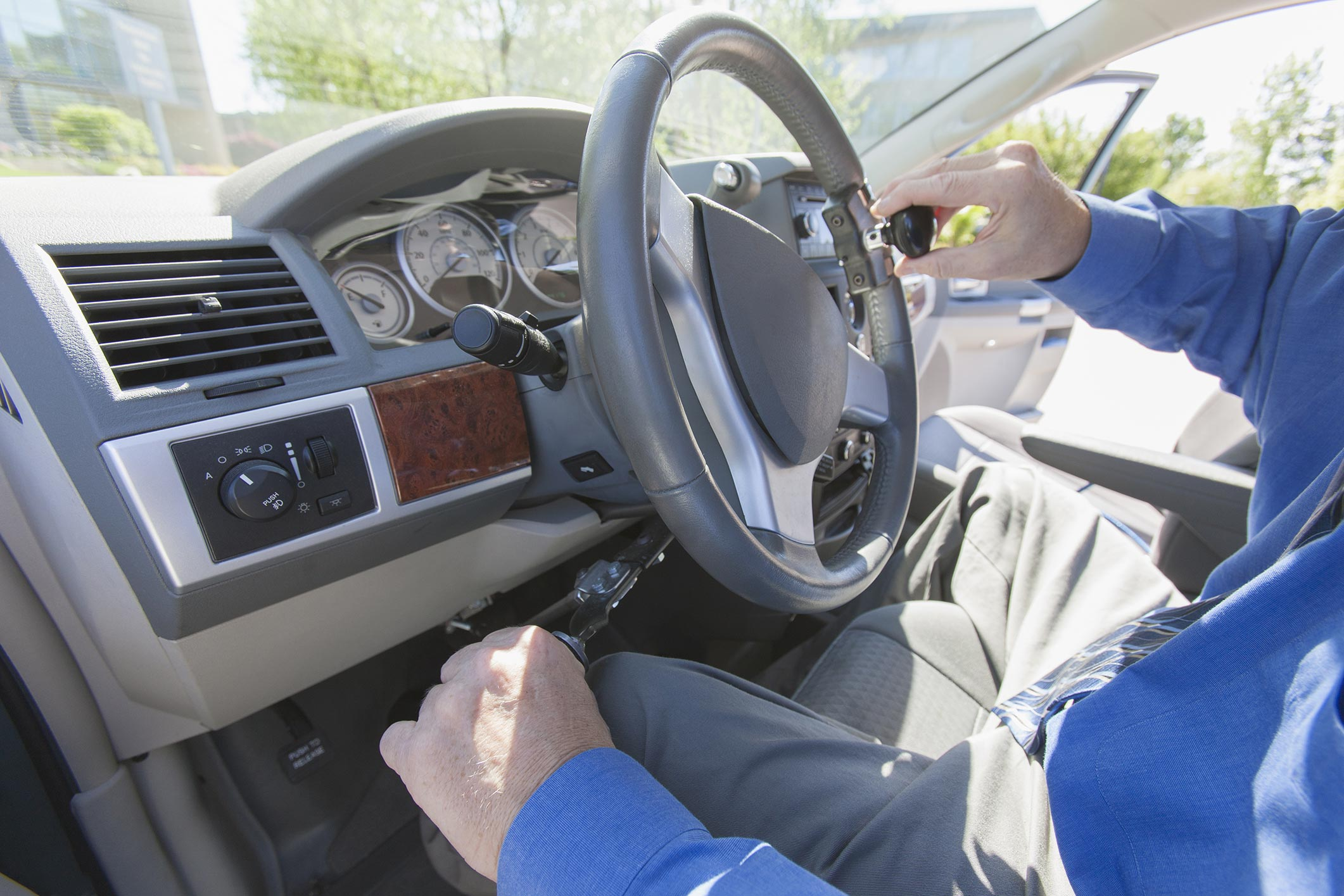 DRIVER AND VEHICLE MODIFICATION ASSESSMENT AND TREATMENT