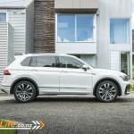 2017 Volkswagen Tiguan Tsi R Line 4motion Car Review Mid Sized Life Crisis Drivelife