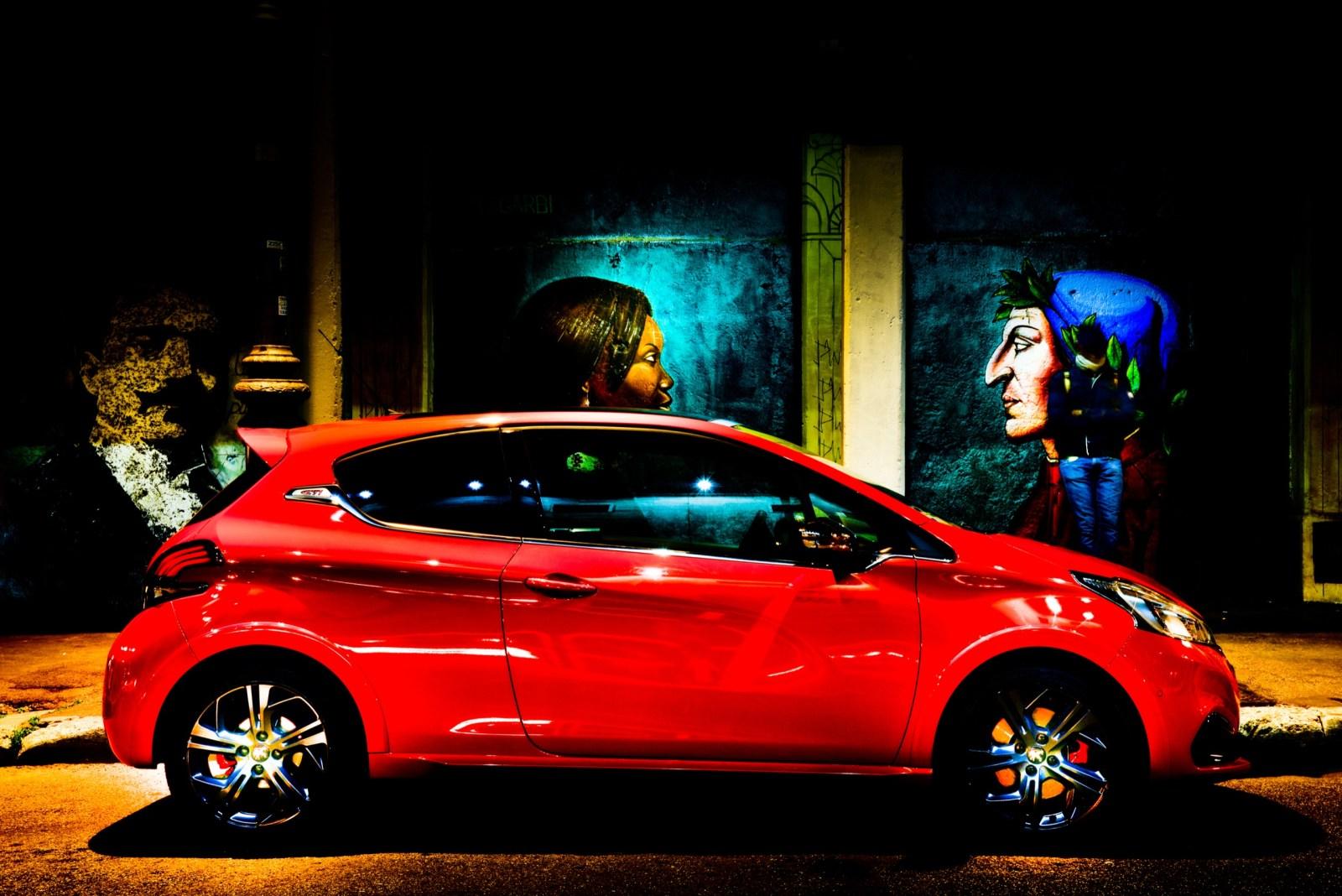 PEUGEOT 208 GTi, Divina Automobile ©lucaromanopix