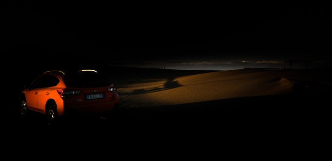 "10.2.IN TV - Foto: ""620 Nanometri"" Subaru XV MY18 #lucastories #clickdrive"