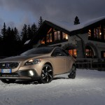 VOLVO V40 CROSS COUNTRY @ drivelife.it magazine on line