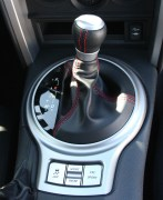 Scion FRS gearshift