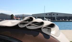 FIAT 500 pleats