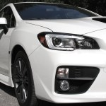 2015 Subaru WRX fender