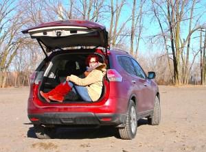 Krystyna Lagowski 2015 Nissan Rogue SL
