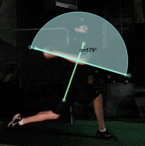 Maximum Shoulder External Rotation (MER)