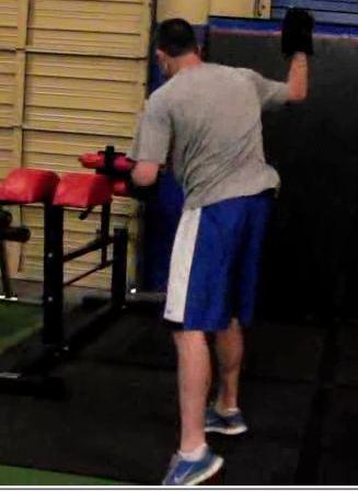 Trevor Wrist Weights