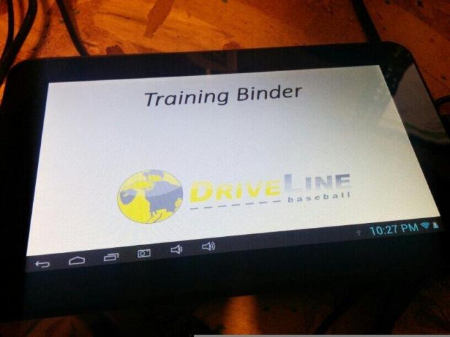 Tablets Driveline