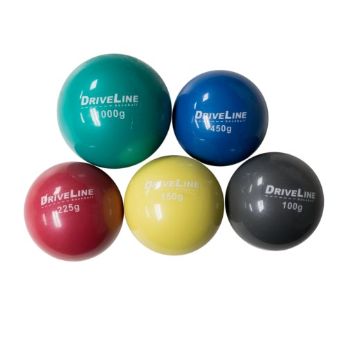 Youth Set of Plyocare Balls