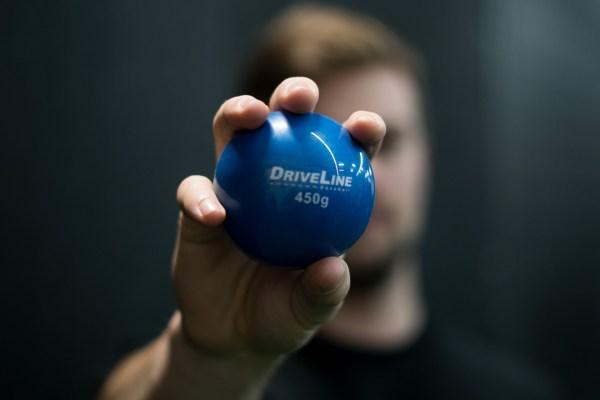 Blue PlyoCare Ball