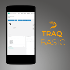TRAQ basic athlete account