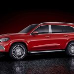 2021 Mercedes Maybach Gls Suv Overview And Features