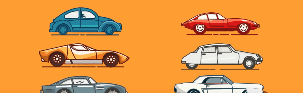 Animated Cars