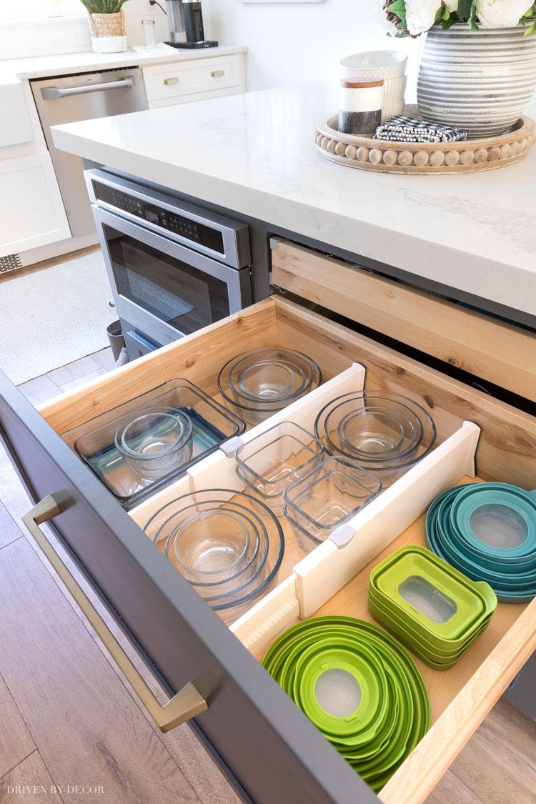 7 budget friendly kitchen organization ideas driven by on Organizing The Kitchen Area With A Dainty Kitchen Backsplash Decoration Model id=22258