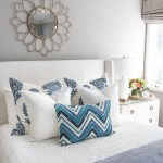 How To Arrange Pillows On A Queen Bed Five Simple Formulas That Work Driven By Decor