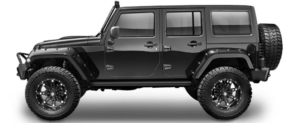 Best Jeep Wrangler Suspension