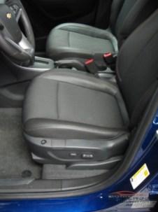 Chevy Trax Heated Seats
