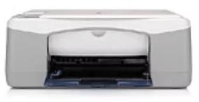 HP Deskjet F325