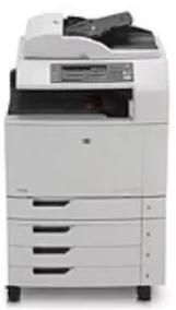 HP Color LaserJet CM6049f MFP