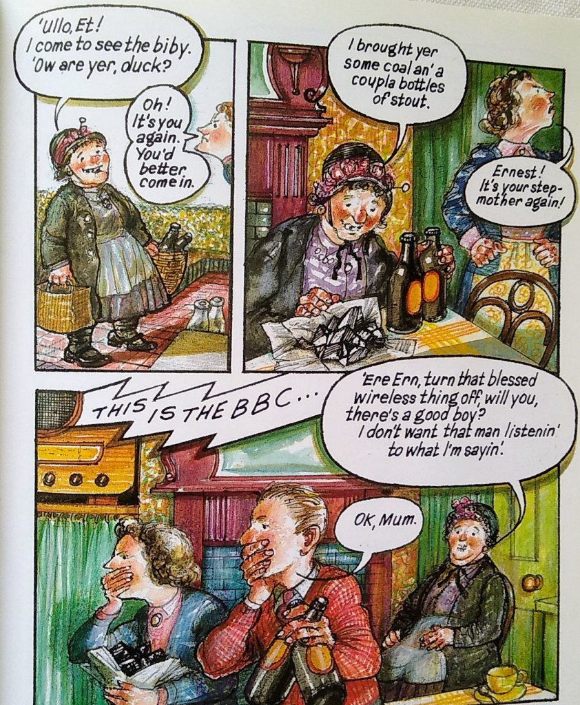 Ethel and Ernest - moving in (5)