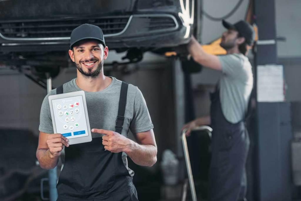 vehicle inspection checklist